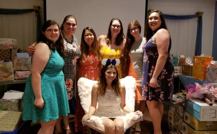 10 Tips for an awesome BridalShower!