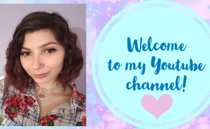 I'm back and I finally created a YoutubeChannel!!